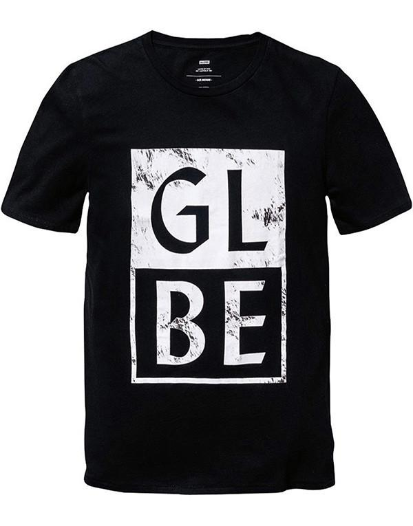 Globe Stack T-Shirt hos Stillo