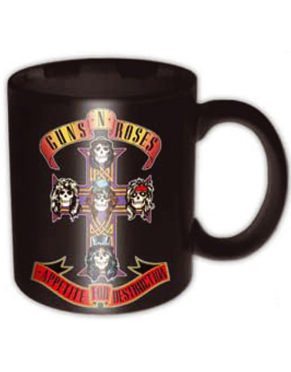 Guns N Roses Appetite for Destruction Krus