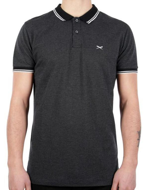 Iriedaily 2 Tone Polo hos Stillo