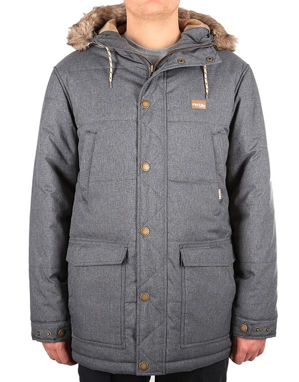 Iriedaily City Artic Mel Parka Jacket hos Stillo