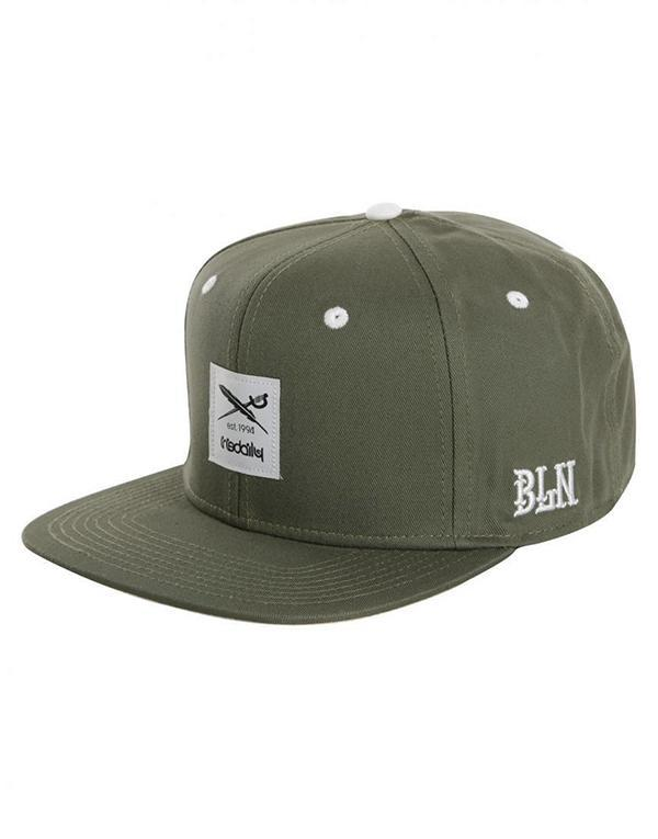 Iriedaily Daily Flag 2 Snapback hos Stillo