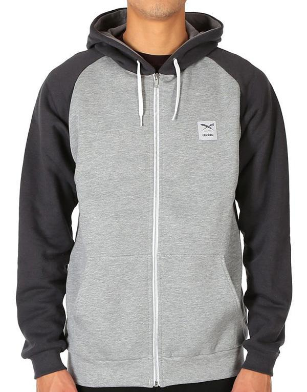 Iriedaily De College Zip Hood hos Stillo