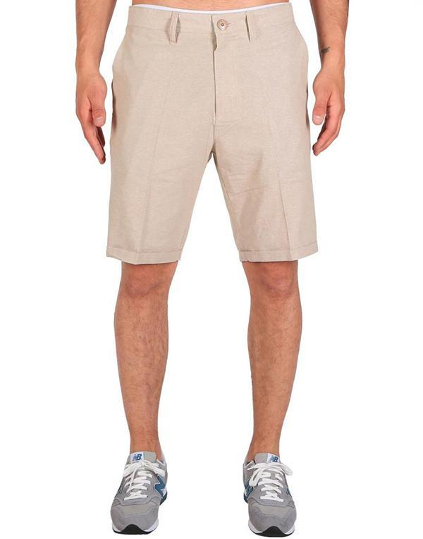 Iriedaily Golfer Chambray Shorts hos Stillo