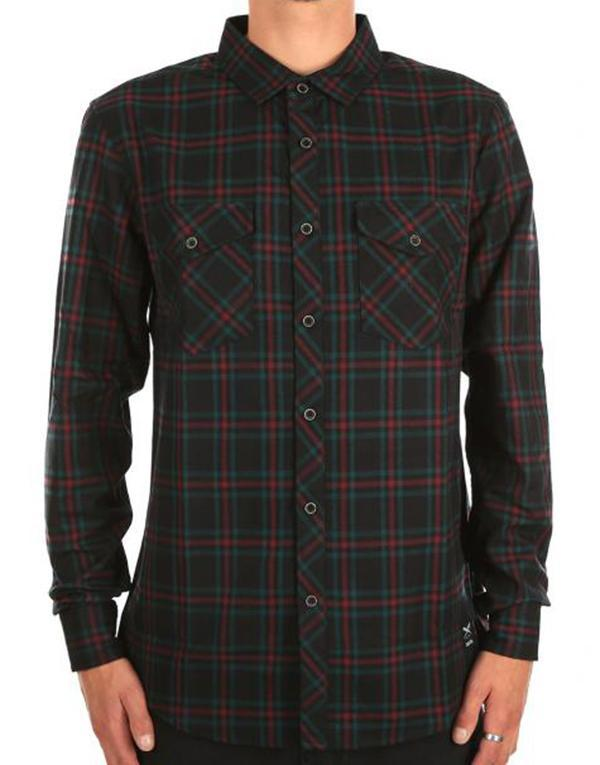 Iriedaily Old Fella Flannel Shirt