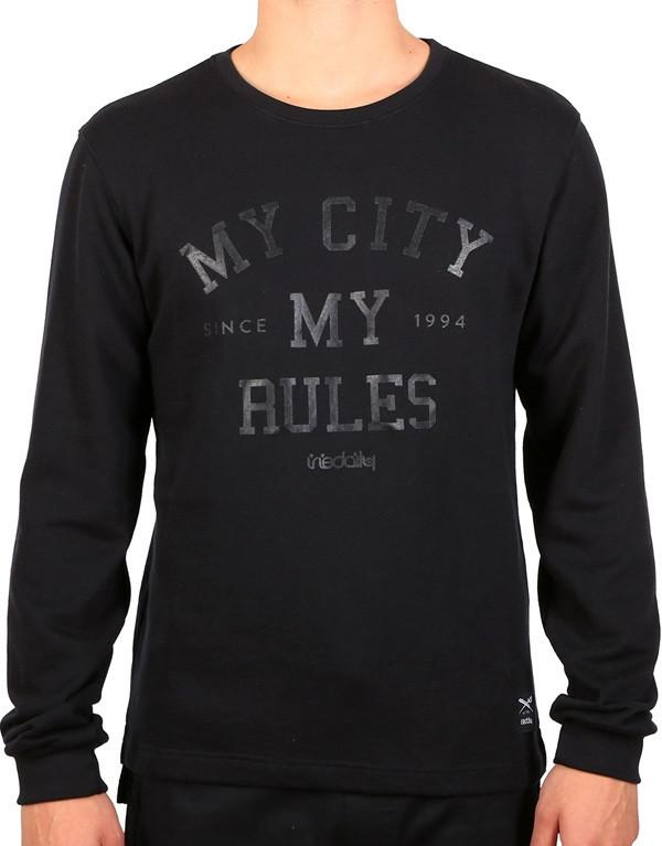 Iriedaily Silicon City Cut Sweater hos Stillo
