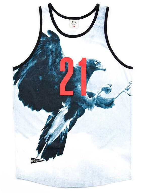 K1X Atlanta 21 Tank Top hos Stillo