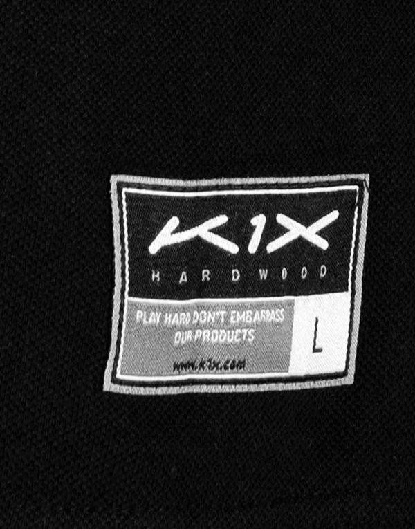 K1X Hardwood Coaching Polo hos Stillo