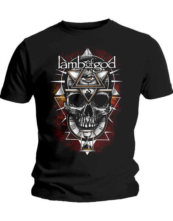 Lamb Of All Seeing Red T-Shirt