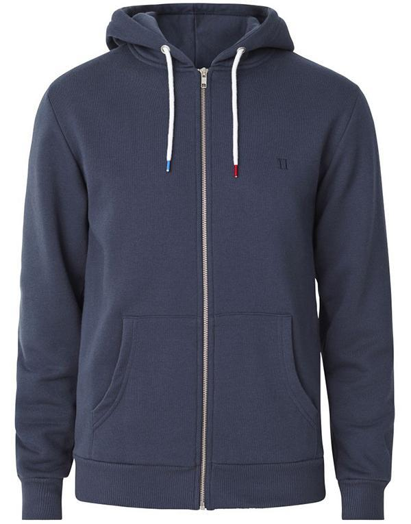 Les Deux French Zipper Hoodie hos Stillo