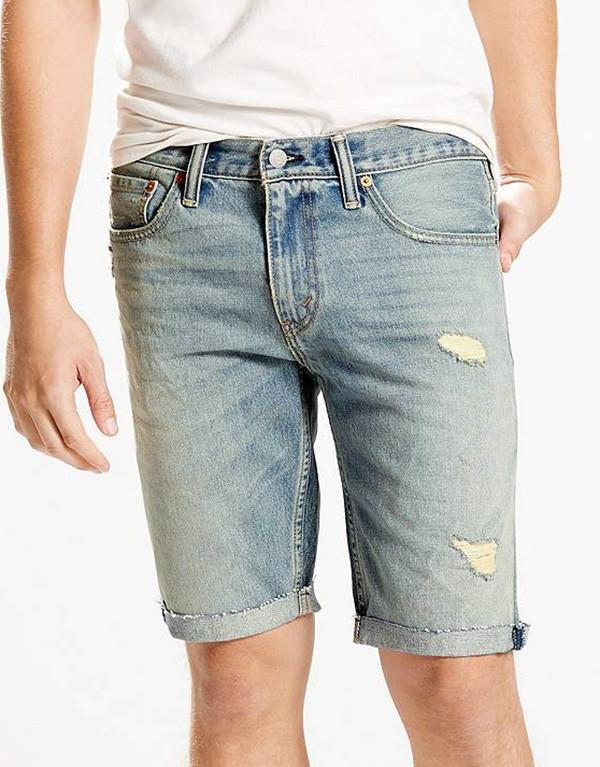 Levi's 511 Slim Fit Cut-Off Shorts hos Stillo