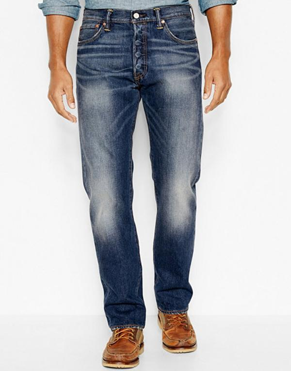 Levis 501 Wave Surf Jeans hos Stillo