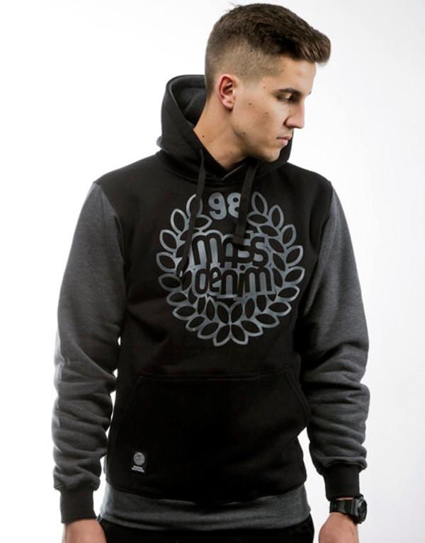 MassDnm Base Hoody hos Stillo