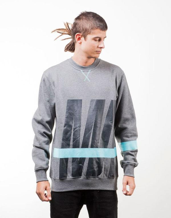MassDnm Split Sweatshirt hos Stillo