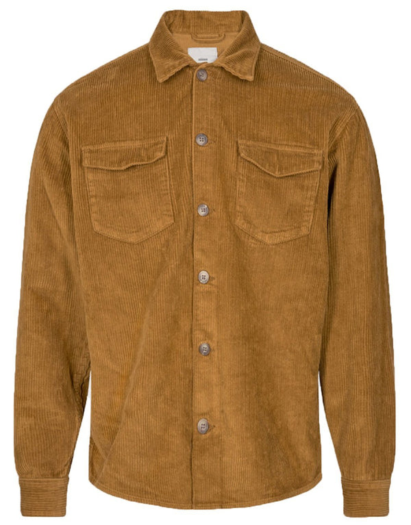 Minimum Clamart Fløjl Overshirt