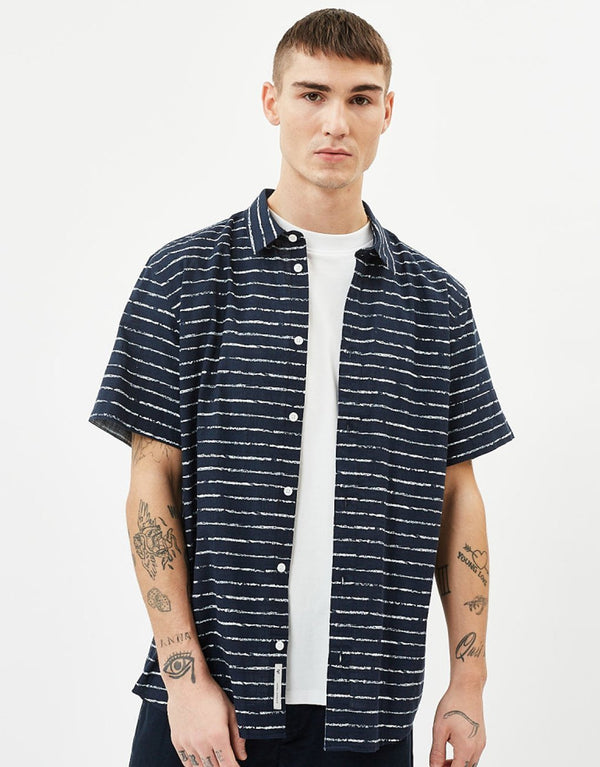 Minimum Manaus S/S Shirt hos Stillo
