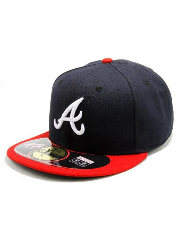 New Era 59Fifty Atlanta Braves Cap hos Stillo