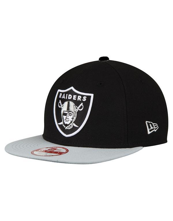 New Era Oakland Raiders Snapback Cap hos Stillo