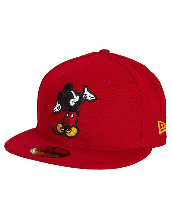 New Era WYB Mickey Mouse 59Fifty Cap hos Stillo