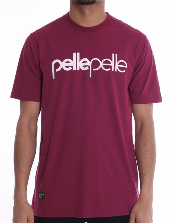 Pelle Pelle Back 2 the basics T-shirt hos Stillo