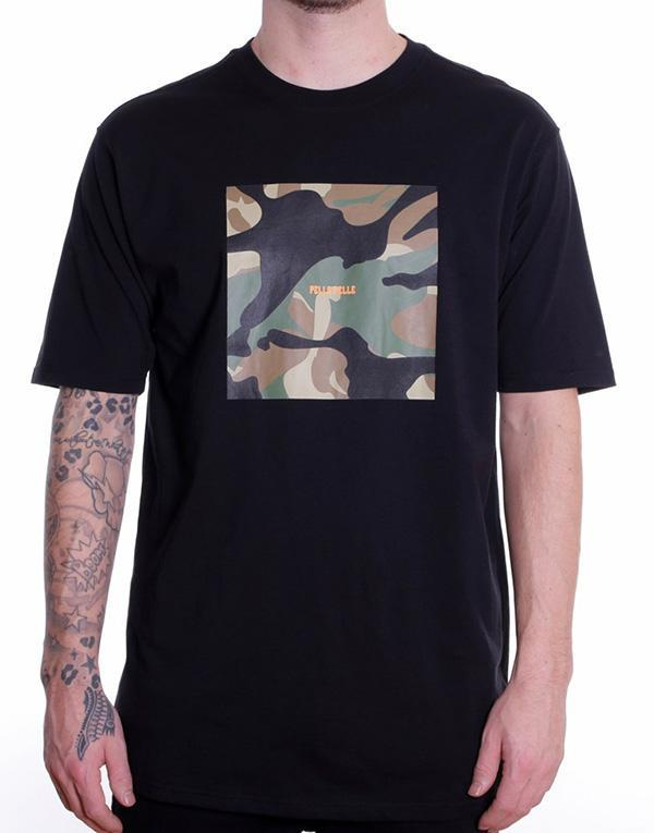 Pelle Pelle Box Camo T-Shirt hos Stillo