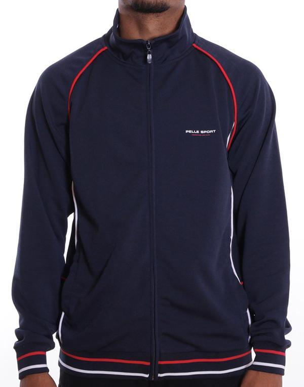 Pelle Pelle Vintage sports trackjacket hos Stillo