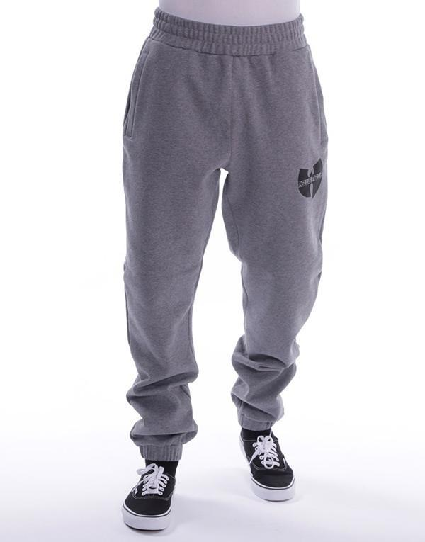 Pelle Pelle x Wu-Tang Batlogo mix Sweat Pants hos Stillo