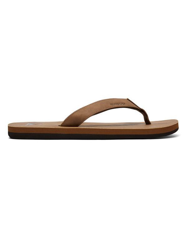 Quicksilver Molokai Nubuck Sandals