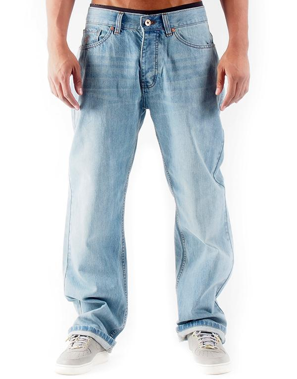 Rocawear Loose Fit Jeans hos Stillo