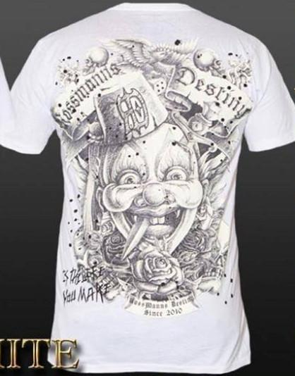Rossmanns Destiny Clowns Choice T-Shirt hos Stillo