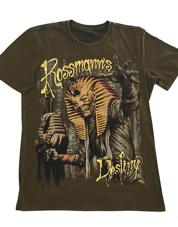 Rossmanns Destiny Egypt T-Shirt hos Stillo