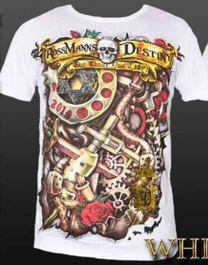 Rossmanns Destiny Mechanical T-Shirt hos Stillo