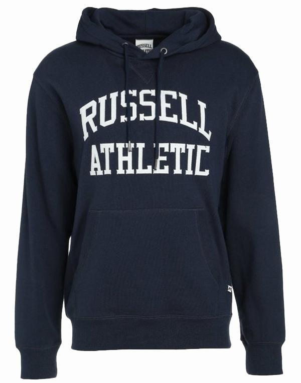 Russell Athletic Classic Arch Logo Hoody hos Stillo