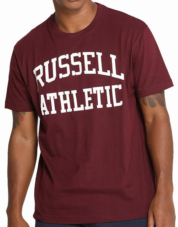 Russell Athletic Classic Arch Logo T-Shirt hos Stillo