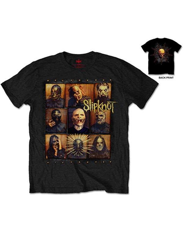 Slipknot Skeptic T-Shirt hos Stillo