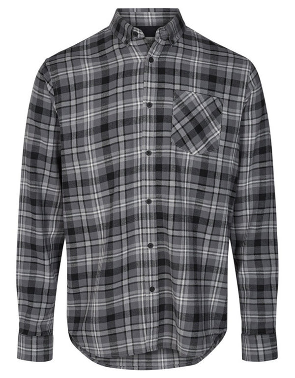 !Solid Arvid LS BD Check Shirt