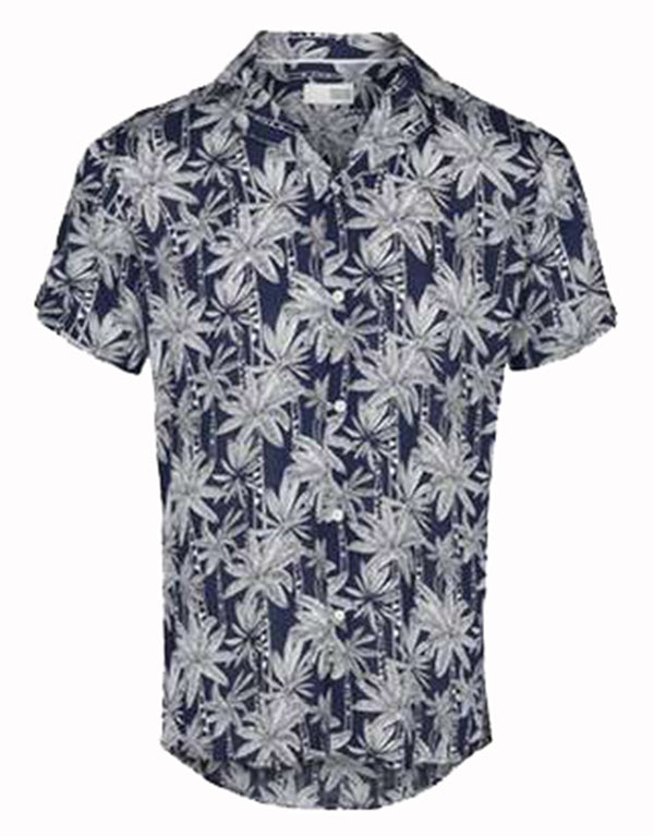 !Solid Banks AOP S/S Shirt