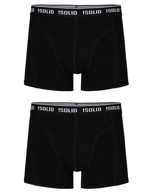 !Solid Gavi Boxer Shorts 2 Pack hos Stillo