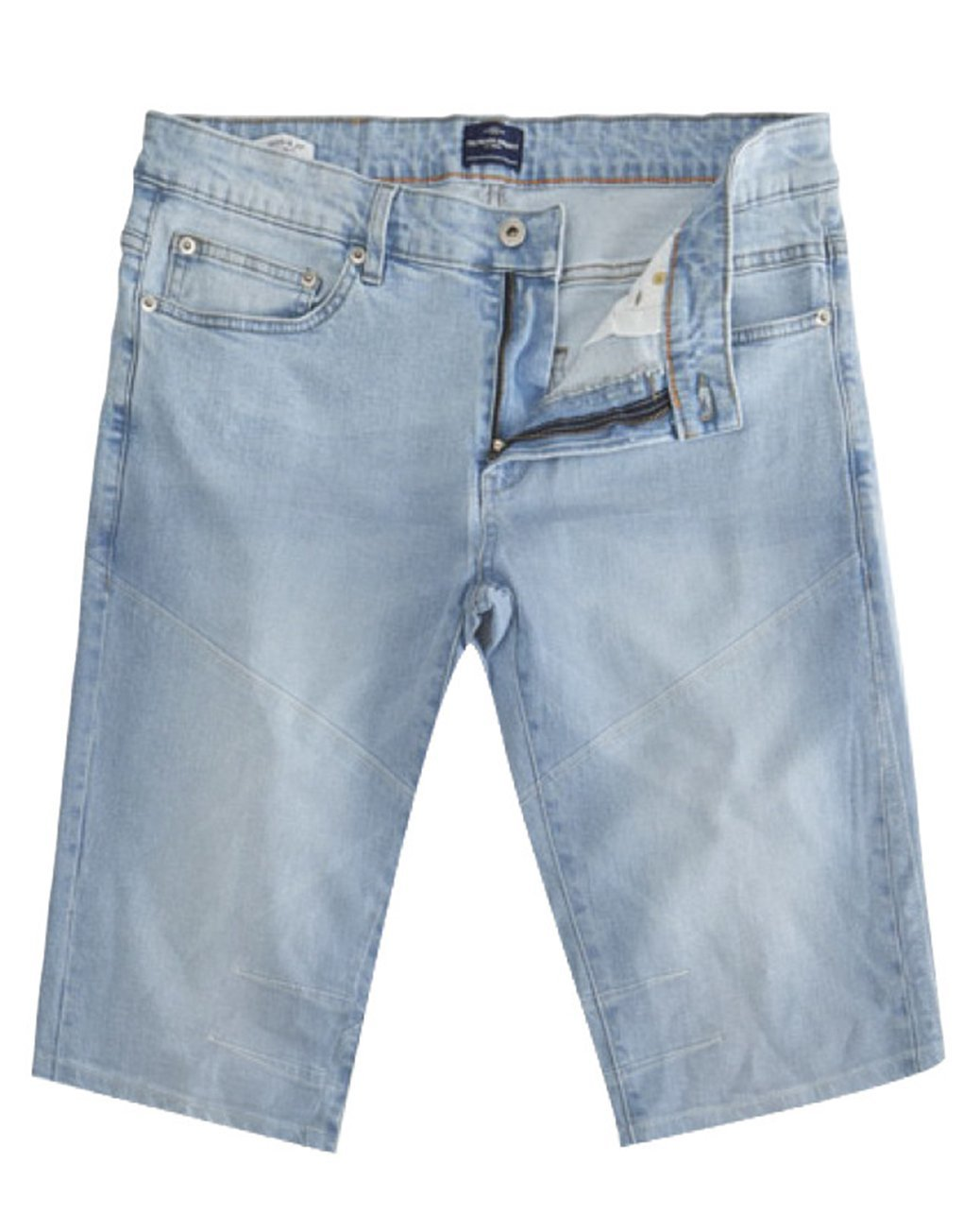 !Solid LT Greg Relaxed Denim Shorts