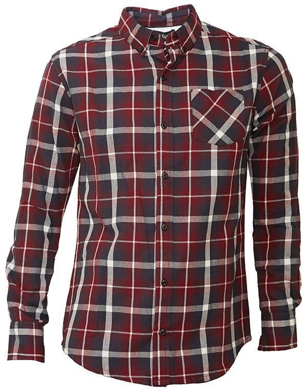 Super Ego Checked Shirt1 hos Stillo