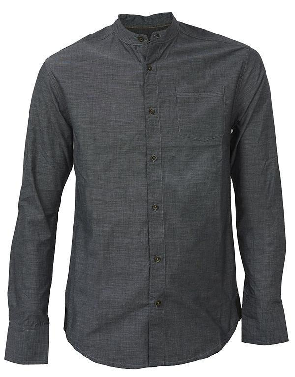 Super Ego Rough Denim Shirt1 hos Stillo