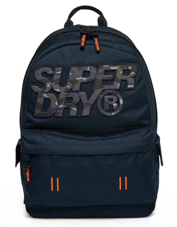 Superdry Camo Infil Lineman Montana Backpack