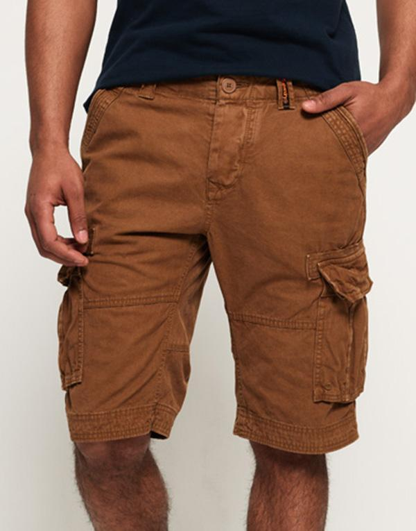 Superdry Core Lite cargoshorts hos Stillo