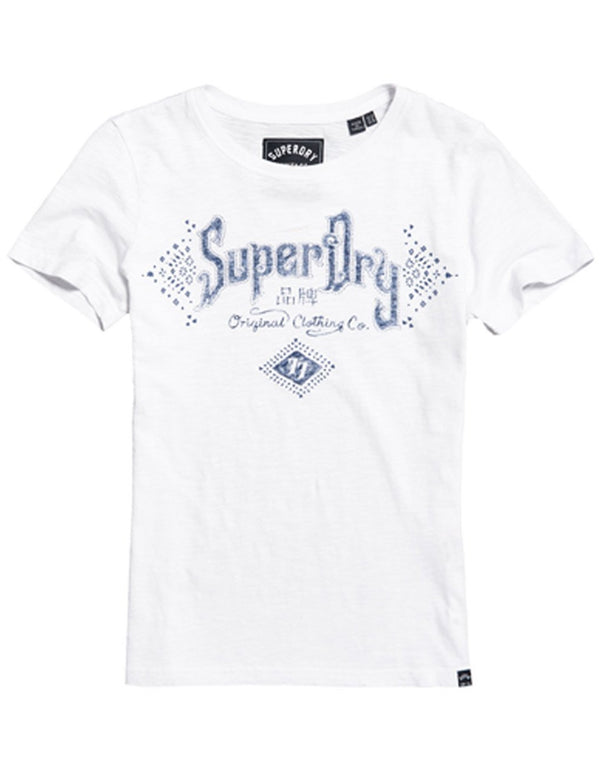 Superdry Lady Original Clothing Co T-shirt