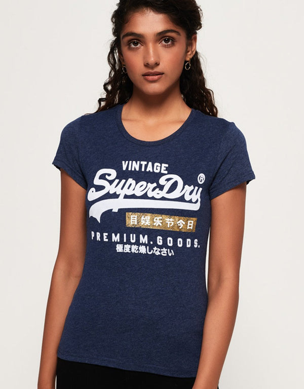Superdry Lady Premium Goods Sport Entry T-shirt