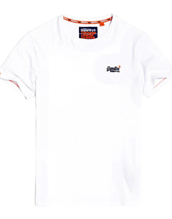 SuperDry Orange Label Vintage Emb T-Shirt