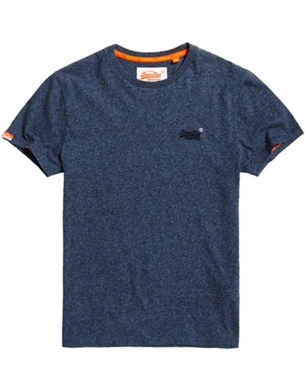 SuperDry Orange Label Vintage Emb T-Shirt hos Stillo