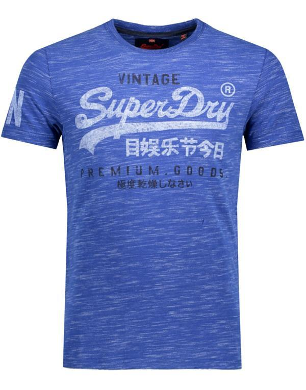 SuperDry Premium Goods Duo T-Shirt hos Stillo