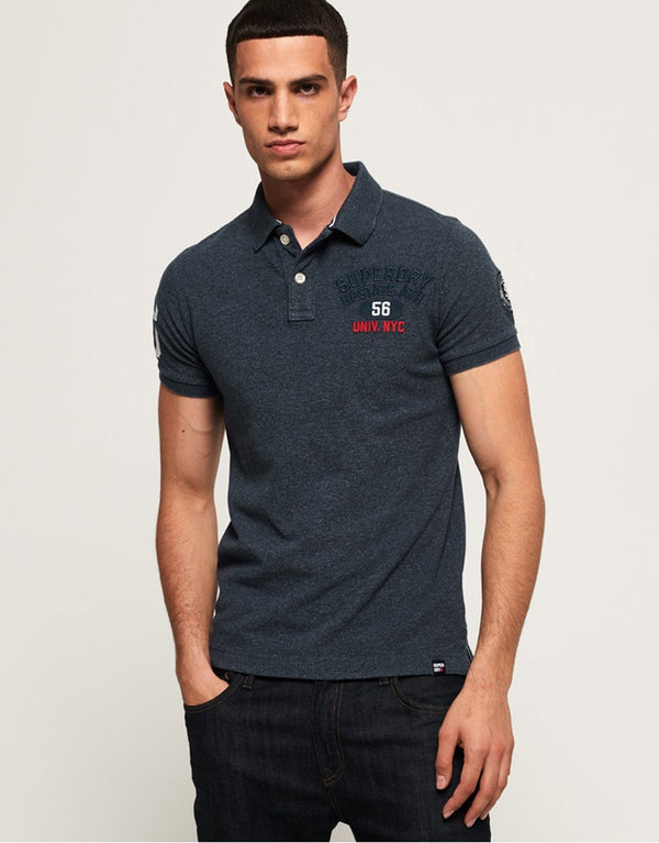 SuperDry Superstate Shadow Polo