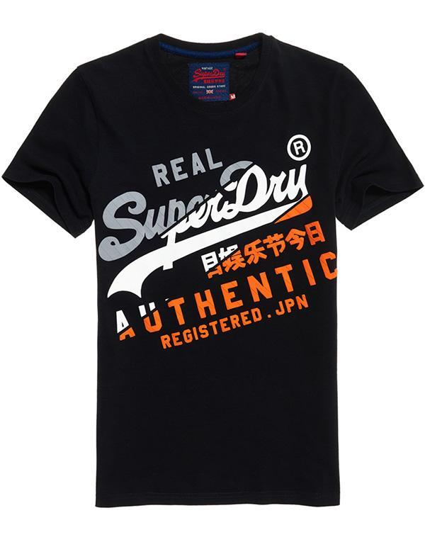 Superdry Vintage Authentic XL T-Shirt hos Stillo