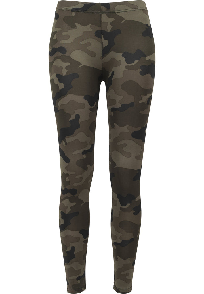 Urban Classics Ladies Camo Leggings hos Stillo